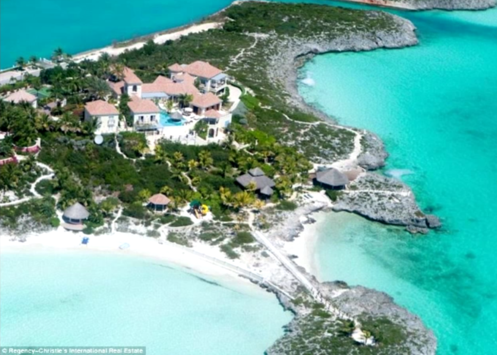 Prince's Mansion, Turks Caicos