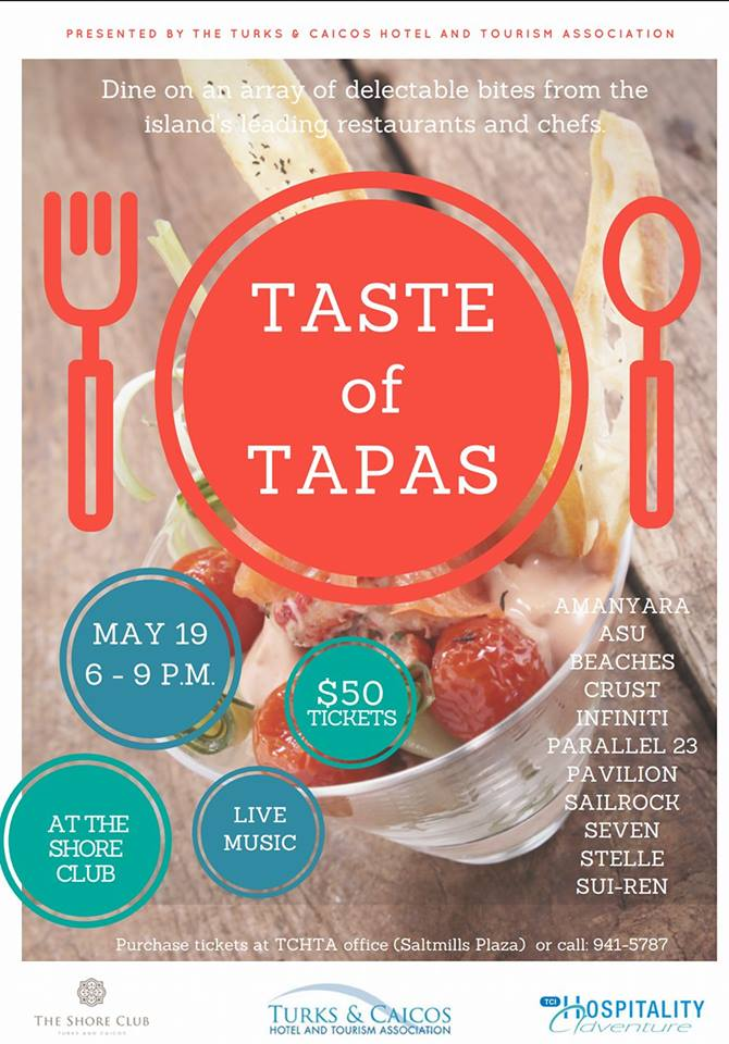 Taste of Tapas Culinary Event