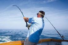 Marlin, Tuna, Mahi Mahi and Wahoo are all available in our fishing grounds.