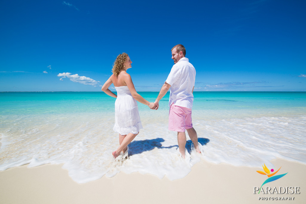 turks and caicos wedding photography