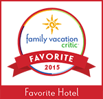 """The Sands at Grace Bay - A 2015 """"Family Favorite Hotel"""" by Family Vacation Critic"""