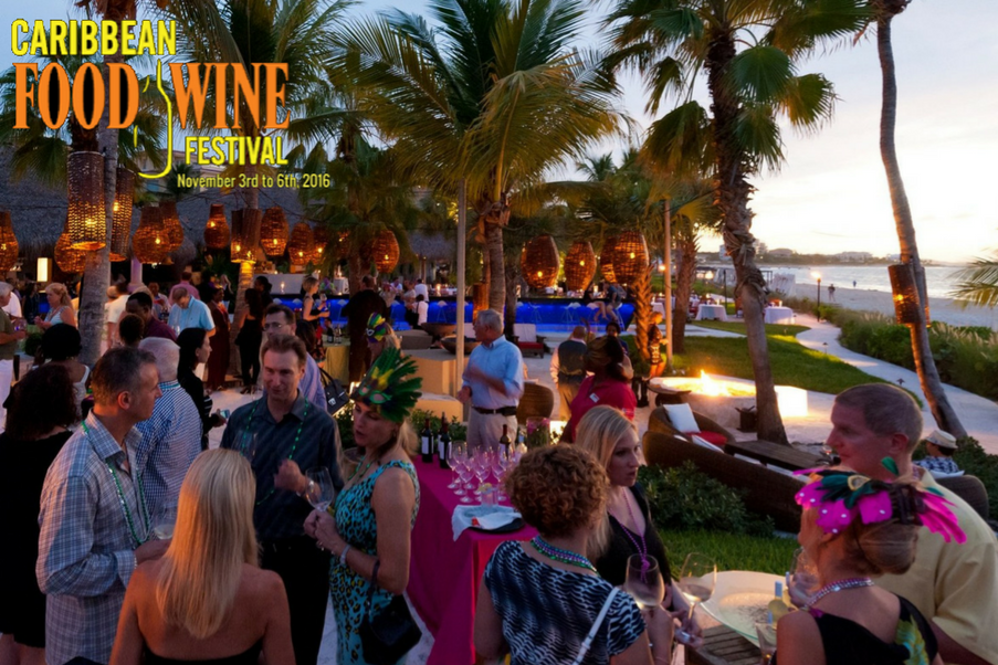 caribbean food and wine festival 2016