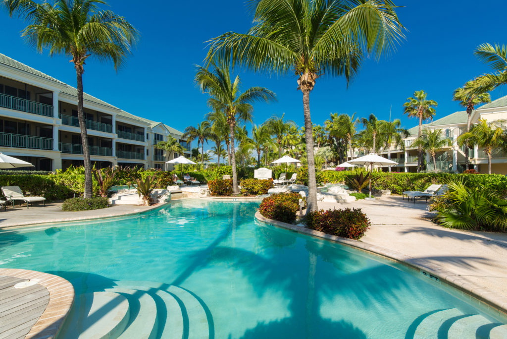 The Sands at Grace Bay pool